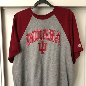 Russell Athletic-Indiana University T-Shirt